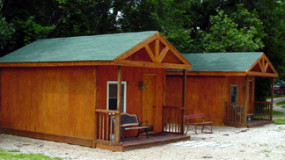 Cabin Lodging at the Lake of the Ozarks